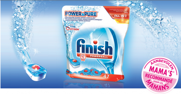 Tablettes Lave Vaisselle Finish Tout En 1