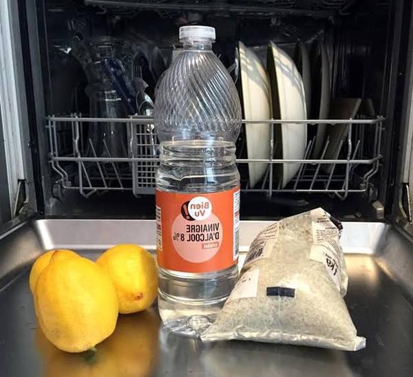 liquide pour lave vaisselle
