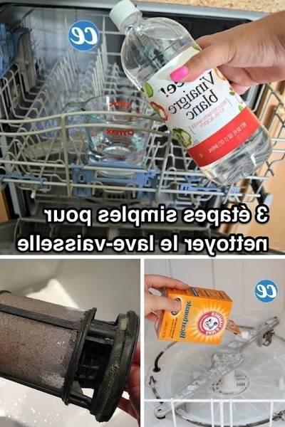 Lave vaisselle trace blanche : au meilleur prix – a vie – selection