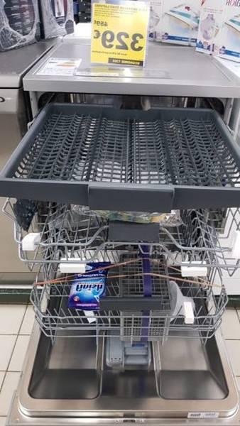 lave vaisselle studio