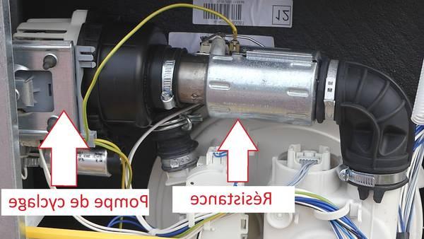 pièces détachées lave vaisselle electrolux