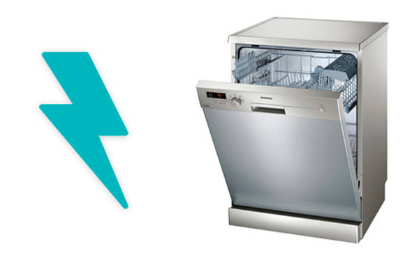 eau stagnante lave vaisselle