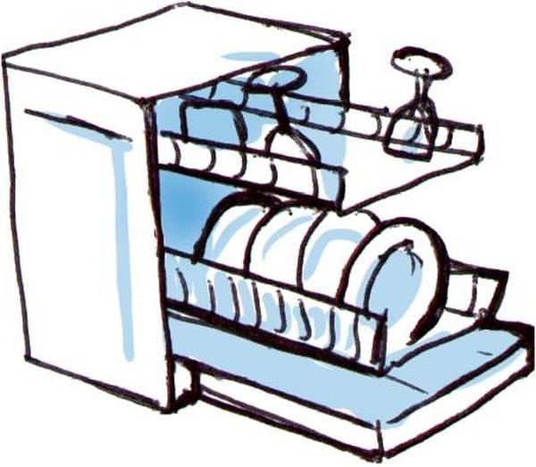 Machine à laver la vaisselle encastrable : au juste prix – pratique