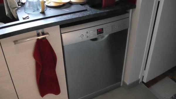 lave vaisselle encastrable neff