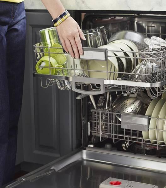 chambre de compression lave vaisselle
